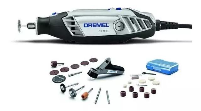 Dremel 3000: Una herramienta diseñada para los pequeños detalles